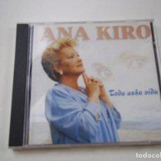CDs de Música: ANA KIRO -TODA UNHA VIDA - CD - 1998 - C 1. Lote 289469008