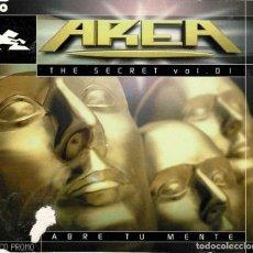 CDs de Música: AREA THE SECRET VOL. 01. PROMO. CD. Lote 289470843