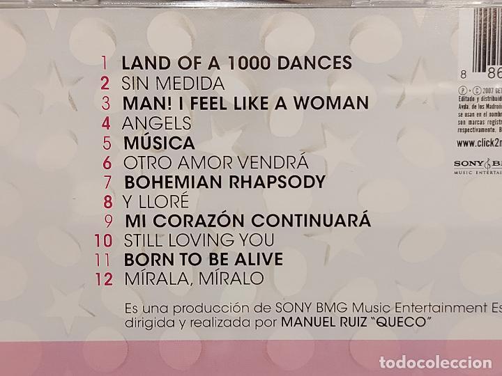 CDs de Música: FIRMADO !! LORENA / MISMO TÍTULO / CD - SONY-BMG-2007 / 12 TEMAS / IMPECABLE. - Foto 4 - 289488138