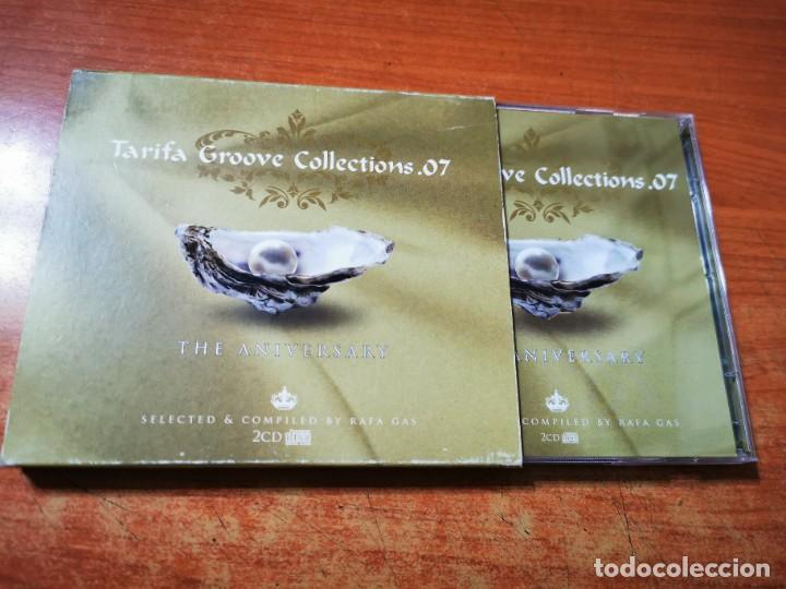 TARIFA GROOVE COLLECTIONS.07 - 2 CD ALBUM 2007 RAUL ORELLANA & LA TANA PEP LLADRO RAY TASSOLA (Música - CD's Jazz, Blues, Soul y Gospel)