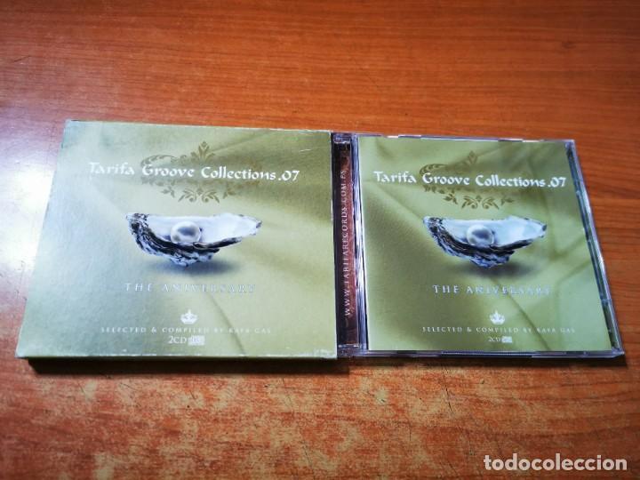 CDs de Música: TARIFA GROOVE COLLECTIONS.07 - 2 CD ALBUM 2007 RAUL ORELLANA & LA TANA PEP LLADRO RAY TASSOLA - Foto 3 - 289499863