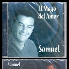 CDs de Música: D. CD. SAMUEL. EL MAGO DEL AMOR. (PRECINTADO).. Lote 289500203