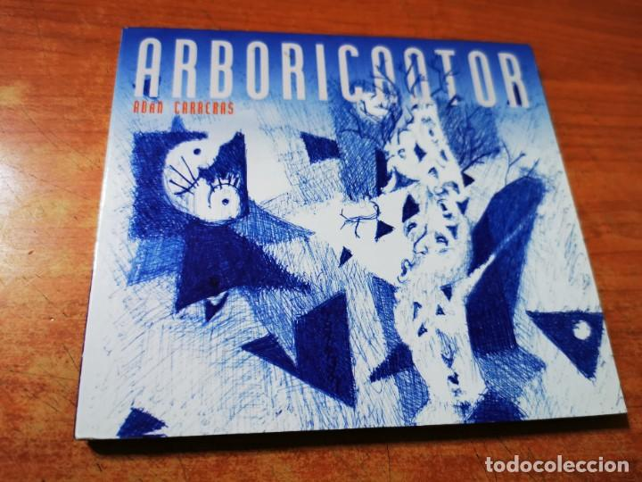 ADAN CARRERAS ARBORICANTOR CD ALBUM DIGIPACK MUSICA INDIE CONTIENE 5 TEMAS (Música - CD's Pop)