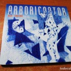 CDs de Música: ADAN CARRERAS ARBORICANTOR CD ALBUM DIGIPACK MUSICA INDIE CONTIENE 5 TEMAS. Lote 289503388