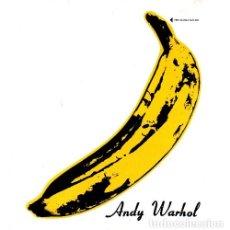 CDs de Música: C707 - THE VELVET UNDERGROUND & NICO. ANDY WARHOL. CD.. Lote 289504878