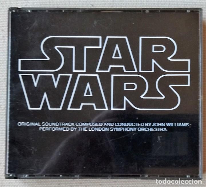 STAR WARS DOBLE CD (Música - CD's Bandas Sonoras)