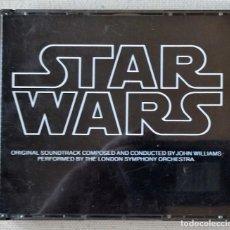 CDs de Música: STAR WARS DOBLE CD. Lote 289507873