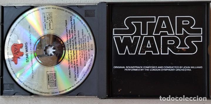 CDs de Música: Star wars doble CD - Foto 2 - 289507873