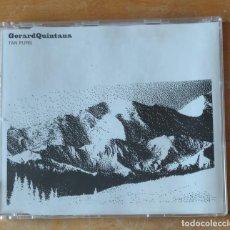 CDs de Música: GERARD QUINTANA - TAN PURS. Lote 289511753