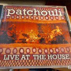 CDs de Música: CD.DE PAUCHOLI LIVE AT THE HOUSE. Lote 289514923
