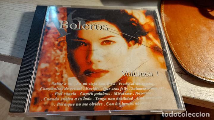 CD.DE 16 BOLEROS VOLUMEN N.1 (Música - CD's Otros Estilos)