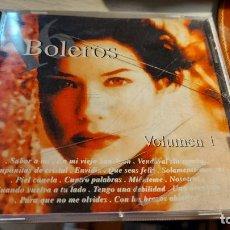CDs de Música: CD.DE 16 BOLEROS VOLUMEN N.1. Lote 289515058