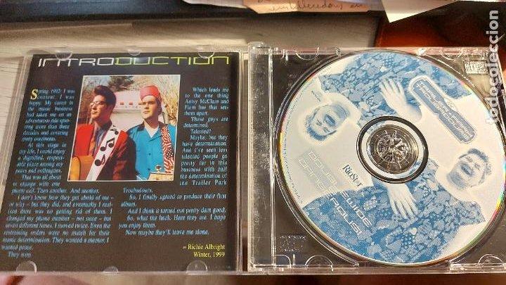 CDs de Música: CD.DE DE TRAILER PARK - Foto 2 - 289515558