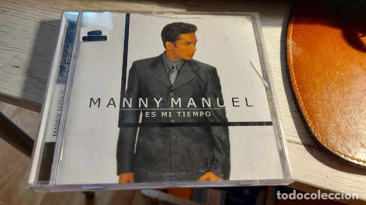 CD.DE MANNY MANUEL ES MI TIEMPO (Música - CD's Otros Estilos)