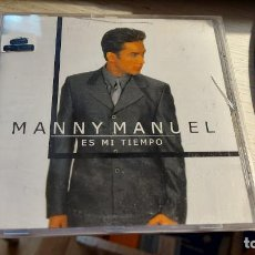 CDs de Música: CD.DE MANNY MANUEL ES MI TIEMPO. Lote 289515688
