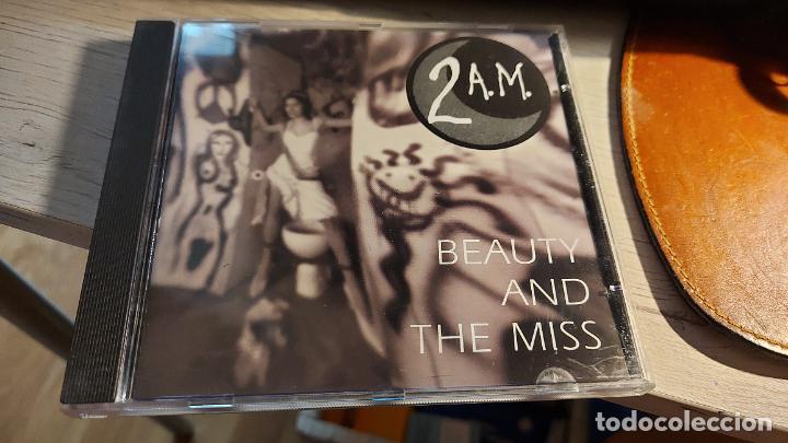 CD.DE BEAUTY AND THE MISS (Música - CD's Otros Estilos)