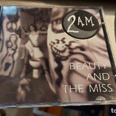 CDs de Música: CD.DE BEAUTY AND THE MISS. Lote 289515878