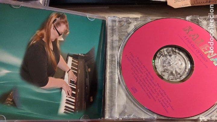 CDs de Música: CD.DE KALENA A FISH OUT OF WATER - Foto 2 - 289515978