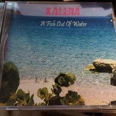 CDs de Música: CD.DE KALENA A FISH OUT OF WATER. Lote 289515978