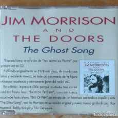 CDs de Música: JIM MORRISON MUSIC BY THE DOORS - THE GHOST SONG. Lote 289516078