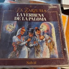 CDs de Música: CD.DE LA ZARZUELA -LA VERBENA DE LA PALOMA-. Lote 289516483