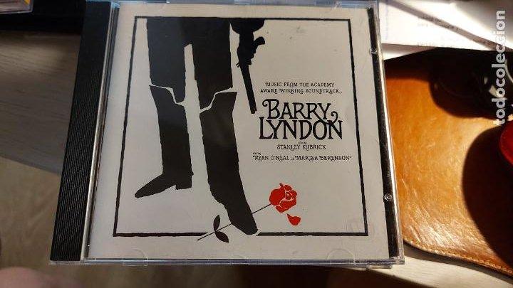 CD.DE BARRY LYNDON (Música - CD's Otros Estilos)