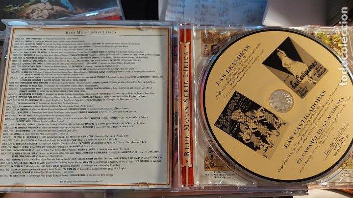 CDs de Música: CD.DE LAS LEANDRAS LAS CASTIGADORAS -EL CABARET DE LA ACADEMIA - Foto 2 - 289516878
