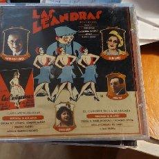 CDs de Música: CD.DE LAS LEANDRAS LAS CASTIGADORAS -EL CABARET DE LA ACADEMIA. Lote 289516878