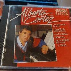 CDs de Música: CD.DE ALBERTO CORTEZ GRANDES EXITOS. Lote 289516988