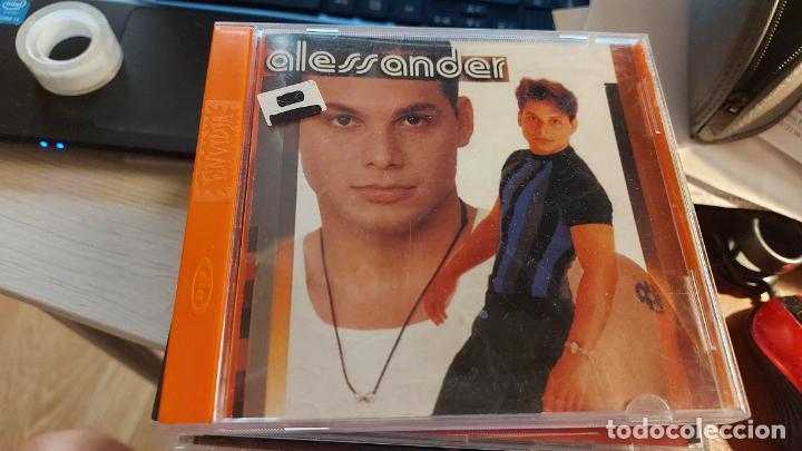 CD.DE ALLESSANDER (Música - CD's Otros Estilos)
