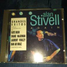 CDs de Música: ALAN STIVELL – AGAIN CD. Lote 289522088