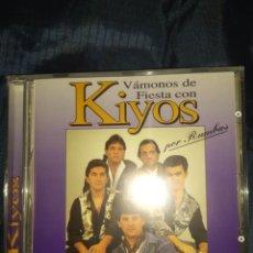CDs de Música: LOS KIYOS - VAMONOS DE FIESTA POR RUMBAS CD NUEVO. Lote 289523553