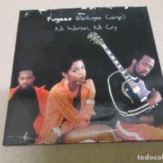 CDs de Música: FUGEES (CD/SN) NO WOMAN, NO CRY (2 TRACKS) AÑO – 1996. Lote 289524353