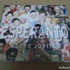 CDs de Música: ESPERANTO (CD/SN) ASTRO JUPITER AÑO 1996. Lote 289524508