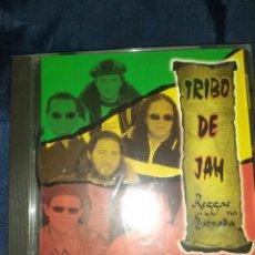 CDs de Música: TRIBO DE JAH – REGGAE NA ESTRADA CD. Lote 289525063
