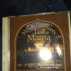 CDs de Música: MOMBASA ROOTS – LELE MAMA CD NUEVO PRECINTADO. Lote 289525513