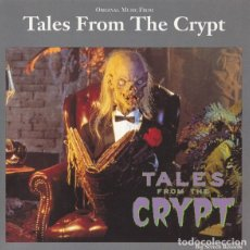 CDs de Música: TALES FROM THE CRYPT / ELFMAN, HORNER, BROUGHTON, NEWMAN... CD BSO. Lote 289528248
