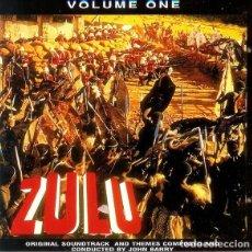 CDs de Música: ZULU / JOHN BARRY CD BSO. Lote 289528573