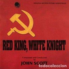 CDs de Música: RED KING, WHITE KNIGHT / JOHN SCOTT CD BSO - INTRADA. Lote 289528763
