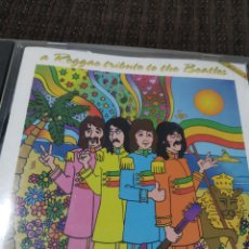 CDs de Música: A REGGAE TRIBUTE TO THE BEATLES. Lote 289560398
