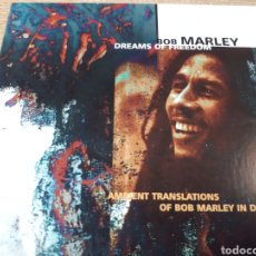CDs de Música: BOB MARLEY DREAMS OF FREEDOM. Lote 289564663