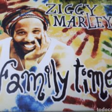 CDs de Música: ZIGGY MARLEY FAMILY TIME. Lote 289567348