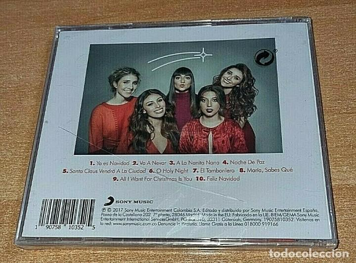 CDs de Música: VENTINO Ya es Navidad CD ALBUM PRECINTADO 2017 EDICION ESPAÑA MUY RARO GRUPO COLOMBIA - Foto 2 - 289572673