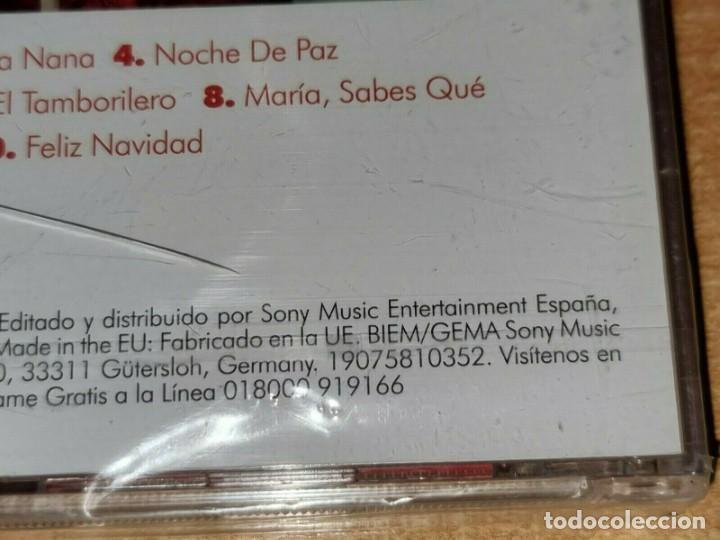 CDs de Música: VENTINO Ya es Navidad CD ALBUM PRECINTADO 2017 EDICION ESPAÑA MUY RARO GRUPO COLOMBIA - Foto 3 - 289572673