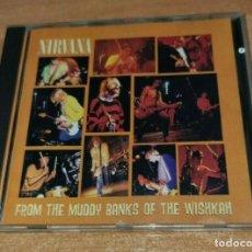CDs de Música: NIRVANA FROM THE MUDDY BANKS OF THE WISHKAH CD ALBUM DEL AÑO 1996 ESPAÑA CONTIENE 17 TEMAS. Lote 289573283