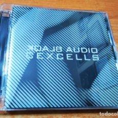 CDs de Música: BLAQK AUDIO CEXCELLS CD ALBUM DEL AÑO 2007 EU CONTIENE 12 TEMAS MUY RARO. Lote 289574888