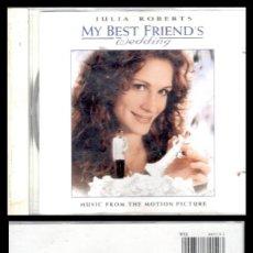 CDs de Música: D. CD. JULIA ROBERTS, MY BEST FRIENDS.. Lote 289575563