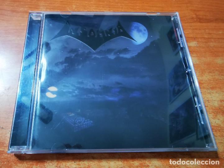 CDs de Música: INSOMNIA CD ALBUM DEL AÑO 2009 HEAVY METAL AUTOGRAFOS CONTIENE 7 TEMAS FIRMADO MUY RARO ROCK - Foto 2 - 289575898