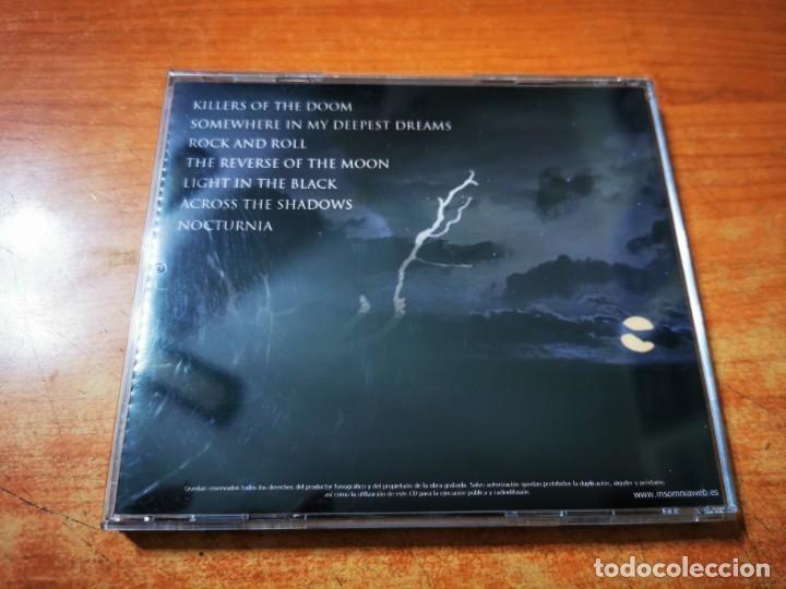 CDs de Música: INSOMNIA CD ALBUM DEL AÑO 2009 HEAVY METAL AUTOGRAFOS CONTIENE 7 TEMAS FIRMADO MUY RARO ROCK - Foto 3 - 289575898
