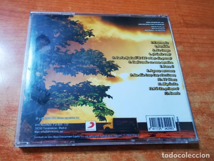 CDs de Música: CARTA BALADI El olmo da peras CD ALBUM DEL AÑO 2009 CONTIENE 13 TEMAS ROCK RARO - Foto 2 - 289576553